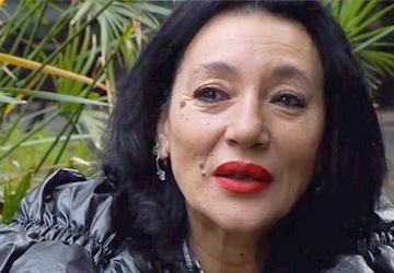 Carmen Nieto, usuaria de la FLA