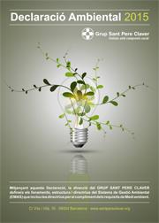 Declaració ambiental 2015