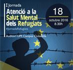 Primera Jornada sobre l'Atenció a la Salut Mental dels Refugiats