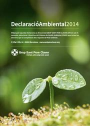 Declaració ambiental 2014