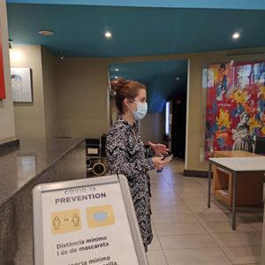 Equip Hotel Salut Sant Pere Claver
