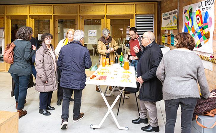 Servei de voluntariat Sant Pere Claver