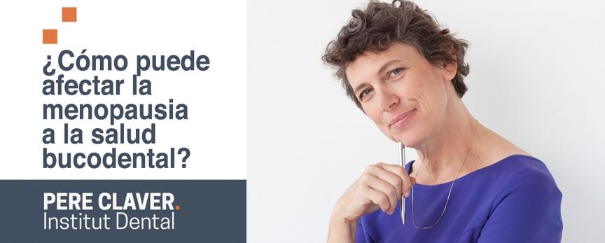 Menopausia y salud dental