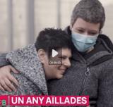 Coneixem com han passat l'any des de l'inici de la pandèmia les persones usuàries de la Residència Tres Pins de la mà de tres testimonis i de l'Ana Alcaraz, Directora del centre.